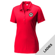 LST550 - N124E003 - EMB - Ladies Wicking Polo